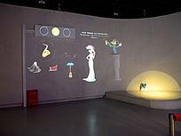 上海世博会世博会博物馆影视展览