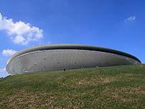 上海世博会世博文化中心草坪