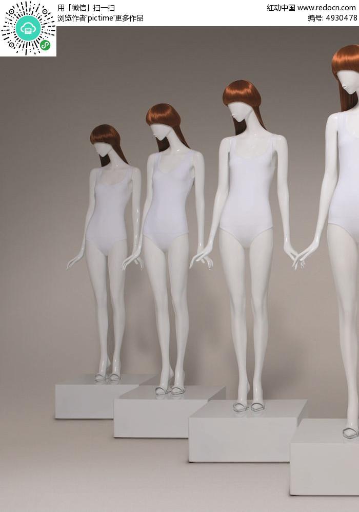 内衣模特架图片,高清大图_雕刻艺术素材