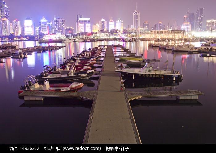 青岛奥帆中心图片,高清大图_城市风光素材