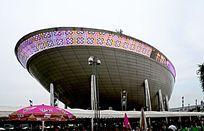 上海世博会沙特阿拉伯馆全景