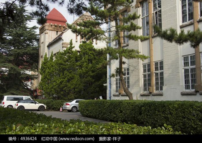 中国海洋大学风景图片