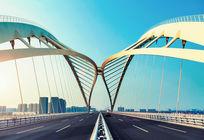 杭州九堡大桥桥面