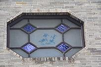 六边形窗户