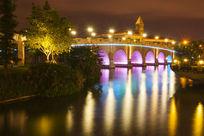 美丽的欧式桥