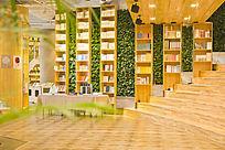 如是书店书架