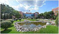 东北师范大学校园景色