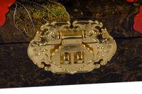 盒子铜锁扣