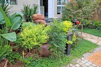 庭院入户景观