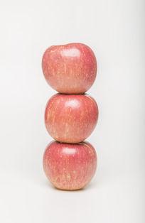 堆叠的苹果