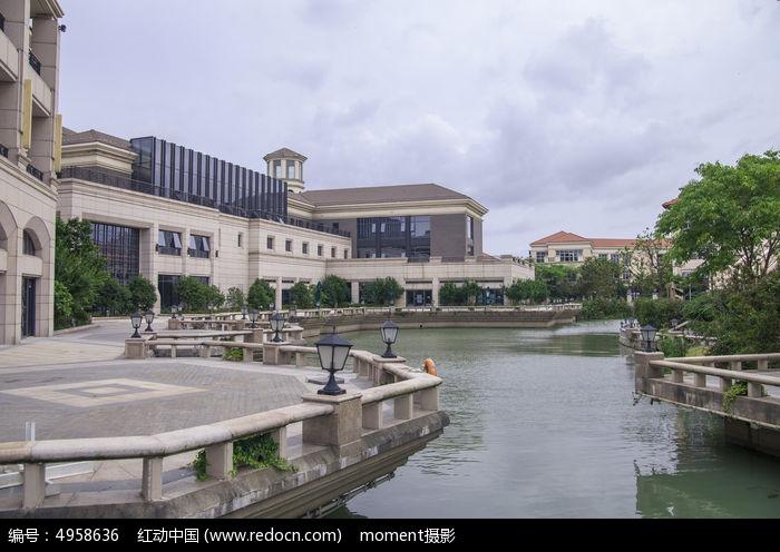 欧式建筑园林
