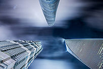 上海浦东建筑