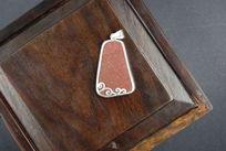 陶瓷精装包银首饰