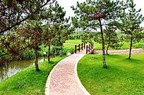 小区园林景观