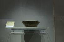 瓯窑青瓷黑碗