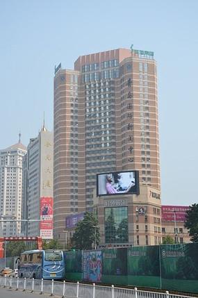 青岛国际新闻中心大厦