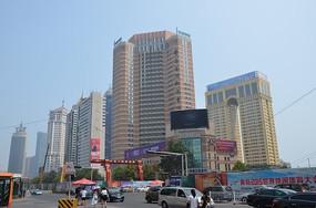 青岛国际新闻中心高层大厦