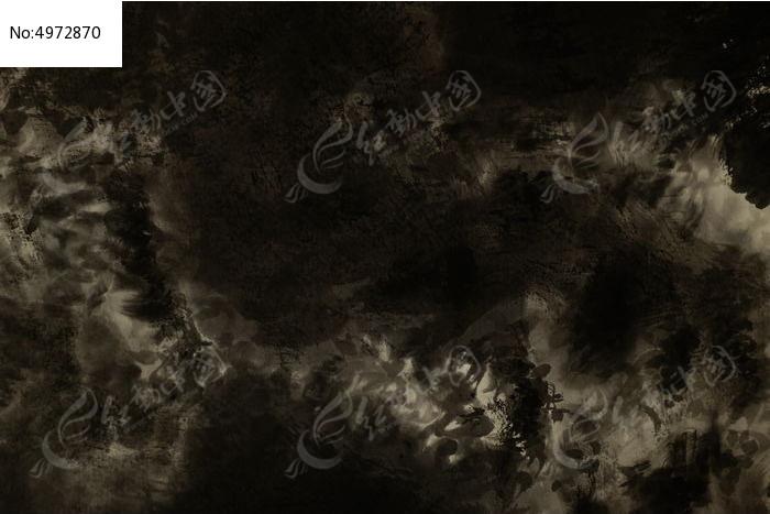 水墨渲染背景图片