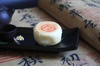 月饼中国美食