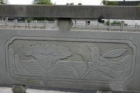 荷塘桥体石刻浮雕