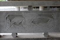 老鹰桥体石刻浮雕