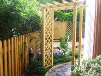 入户花园门