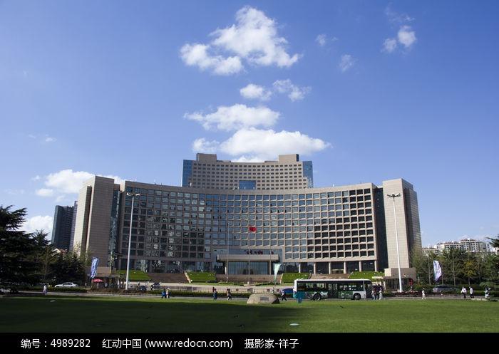 青岛市政府图片