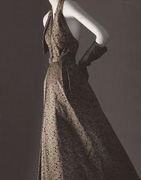 时尚印花连衣裙