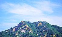 在千山大佛寺风景区龙泉寺的华藏世界
