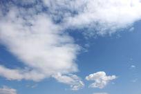 变换的白云