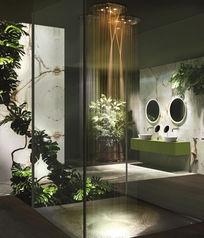 淋浴房浴室装修效果图片