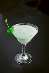青草蜢鸡尾酒