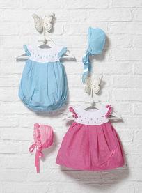 婴幼童装服饰图片
