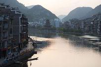 镇远古镇舞阳河