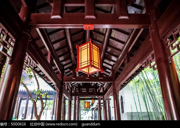 原创摄影图 建筑摄影 园林景观 中式连廊  请您分享: 红动网提供园林图片