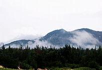 海南 昌江棋子湾山峰森林