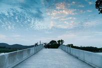 苏州石湖的桥