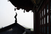 城隍阁古建筑剪影