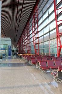 首都机场3号航站楼大厅