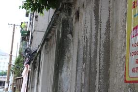 学校的围墙