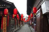 凤凰古城商业街