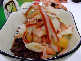 海鲜沙拉头盘