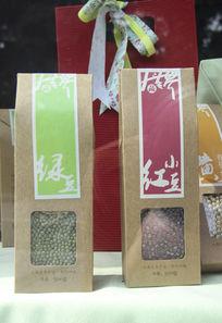 绿豆红豆包装