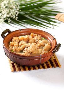 砂锅酥肉煲