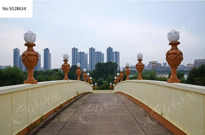 欧式石桥图片,高清大图