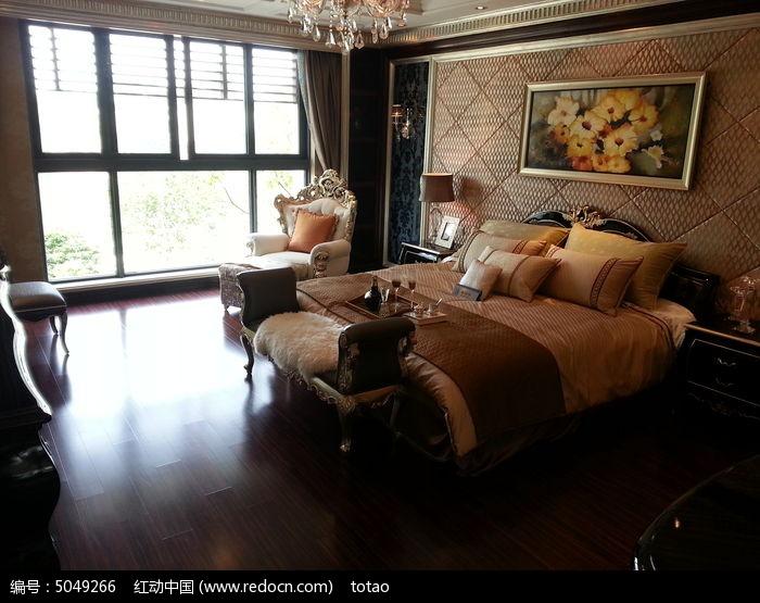 别墅欧式客房图片,高清大图_时尚家居素材