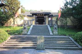 成都寺庙大门建筑