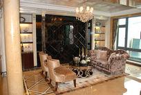 欧式豪宅客厅