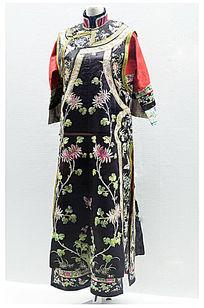 清代后妃服饰
