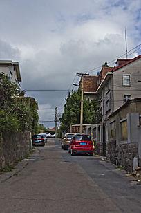 青岛街道风景
